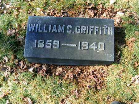 GRIFFITH, WILLIAM  C - Clermont County, Ohio | WILLIAM  C GRIFFITH - Ohio Gravestone Photos