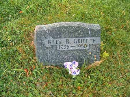 GRITTITH, BILLY  R - Clermont County, Ohio | BILLY  R GRITTITH - Ohio Gravestone Photos