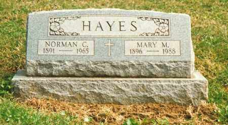 HAYES, NORMAN CLARENCE - Clermont County, Ohio | NORMAN CLARENCE HAYES - Ohio Gravestone Photos