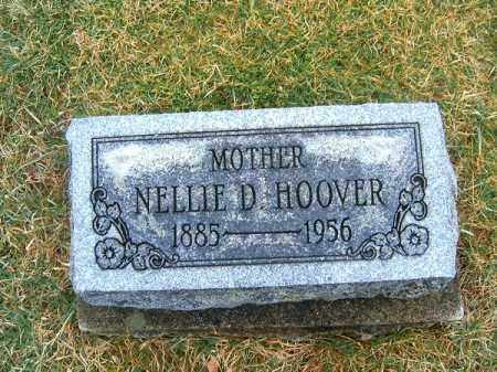 HOOVER, NELLIE  D - Clermont County, Ohio | NELLIE  D HOOVER - Ohio Gravestone Photos