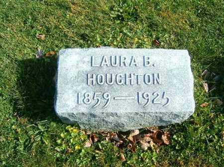 HOUGHTON, LAURA  B - Clermont County, Ohio | LAURA  B HOUGHTON - Ohio Gravestone Photos