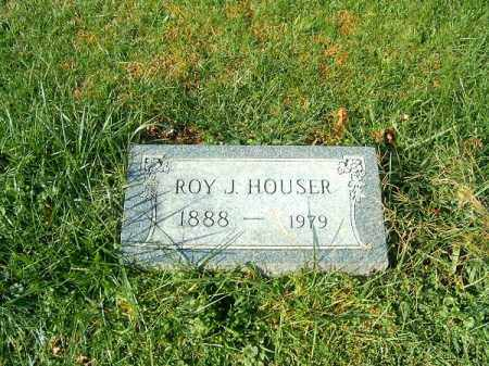 HOUSER, ROY  J - Clermont County, Ohio | ROY  J HOUSER - Ohio Gravestone Photos