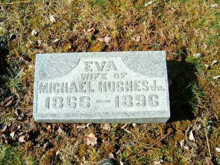 HUGHES, EVA - Clermont County, Ohio | EVA HUGHES - Ohio Gravestone Photos
