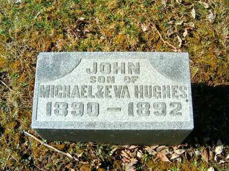 HUGHES, JOHN - Clermont County, Ohio | JOHN HUGHES - Ohio Gravestone Photos