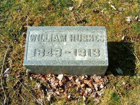HUGHES, WILLIAM - Clermont County, Ohio | WILLIAM HUGHES - Ohio Gravestone Photos
