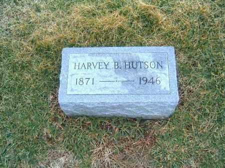 HUTSON, HARVEY  B - Clermont County, Ohio | HARVEY  B HUTSON - Ohio Gravestone Photos