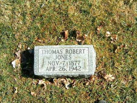 JONES, THOMAS  ROBERT - Clermont County, Ohio | THOMAS  ROBERT JONES - Ohio Gravestone Photos