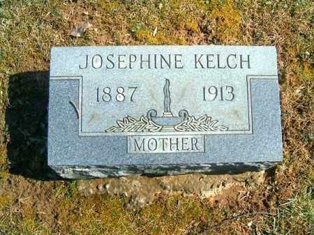 KELCH, JOSEPHINE - Clermont County, Ohio | JOSEPHINE KELCH - Ohio Gravestone Photos