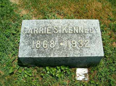 KENNEDY, CARRIE   S - Clermont County, Ohio | CARRIE   S KENNEDY - Ohio Gravestone Photos