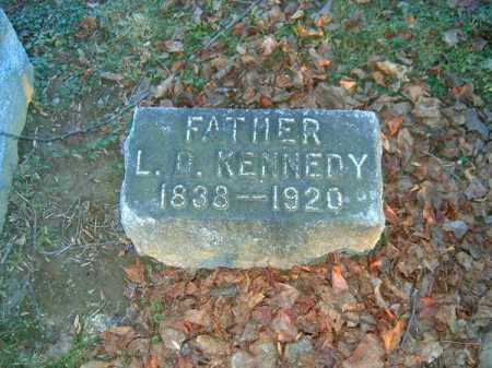 KENNEDY, L  D - Clermont County, Ohio | L  D KENNEDY - Ohio Gravestone Photos