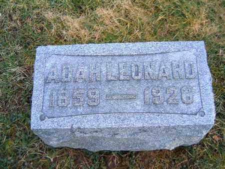LEONARD, ADAH - Clermont County, Ohio | ADAH LEONARD - Ohio Gravestone Photos
