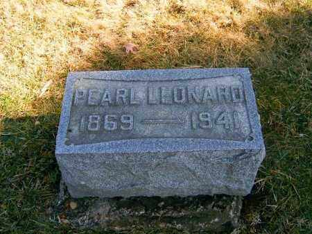 LEONARD, PEARL - Clermont County, Ohio | PEARL LEONARD - Ohio Gravestone Photos