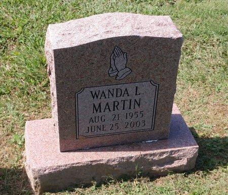 MARTIN, WANDA L. - Clermont County, Ohio | WANDA L. MARTIN - Ohio Gravestone Photos