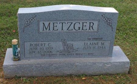 METZGER, ROBERT C. - Clermont County, Ohio | ROBERT C. METZGER - Ohio Gravestone Photos