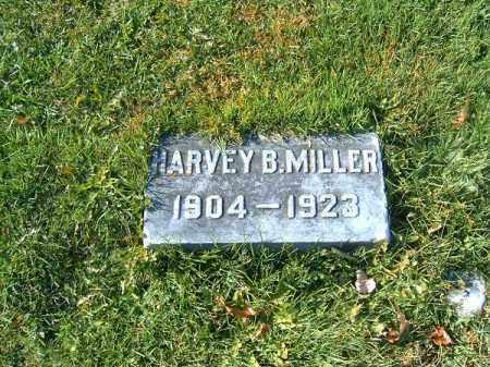 MILLER, HARVEY   B - Clermont County, Ohio | HARVEY   B MILLER - Ohio Gravestone Photos