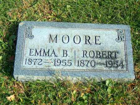 MOORE, EMMA  B - Clermont County, Ohio | EMMA  B MOORE - Ohio Gravestone Photos