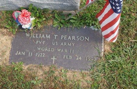 PEARSON, WILLIAM T. - Clermont County, Ohio | WILLIAM T. PEARSON - Ohio Gravestone Photos