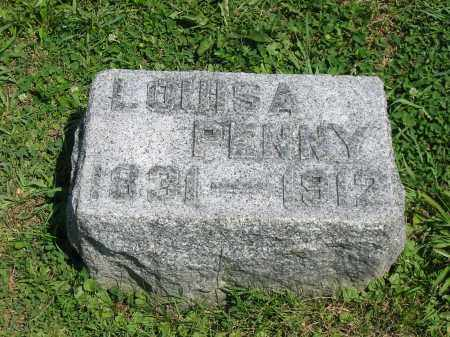 PENNY, LOUISA - Clermont County, Ohio | LOUISA PENNY - Ohio Gravestone Photos