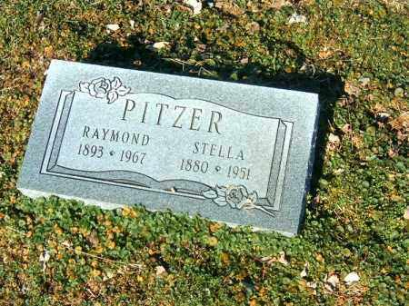PITZER, RAYMOND - Clermont County, Ohio | RAYMOND PITZER - Ohio Gravestone Photos
