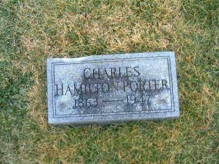 PORTER, CHARLES  HAMILTON - Clermont County, Ohio | CHARLES  HAMILTON PORTER - Ohio Gravestone Photos