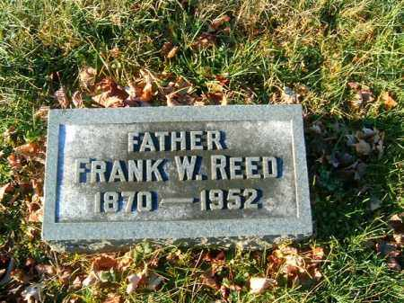 REED, FRANK  W - Clermont County, Ohio | FRANK  W REED - Ohio Gravestone Photos
