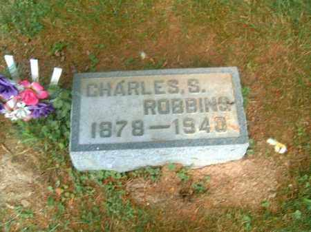 ROBBINS, CHARLES   S - Clermont County, Ohio | CHARLES   S ROBBINS - Ohio Gravestone Photos