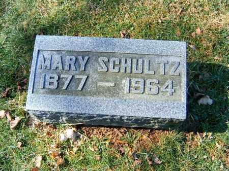 SCHULTZ, MARY - Clermont County, Ohio | MARY SCHULTZ - Ohio Gravestone Photos