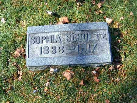 SCHULTZ, SOPHIA - Clermont County, Ohio | SOPHIA SCHULTZ - Ohio Gravestone Photos