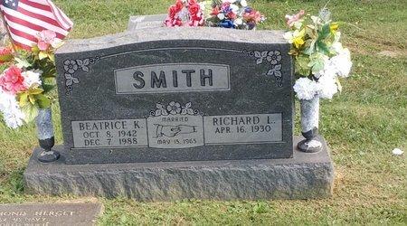 SMITH, BEATRICE KAY - Clermont County, Ohio | BEATRICE KAY SMITH - Ohio Gravestone Photos