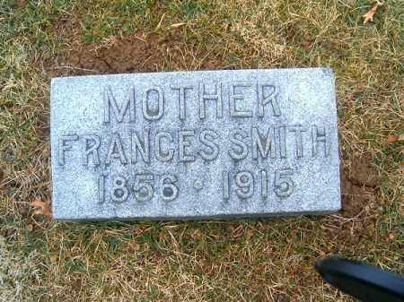 SMITH, FRANCIS - Clermont County, Ohio | FRANCIS SMITH - Ohio Gravestone Photos