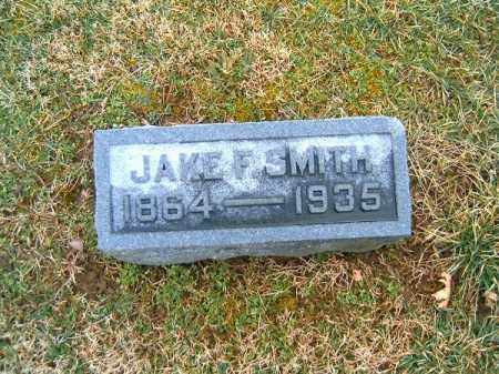SMITH, JAKE  F - Clermont County, Ohio | JAKE  F SMITH - Ohio Gravestone Photos