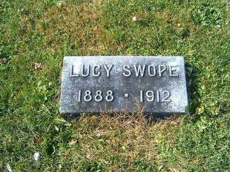 SWOPE, LUCY - Clermont County, Ohio | LUCY SWOPE - Ohio Gravestone Photos