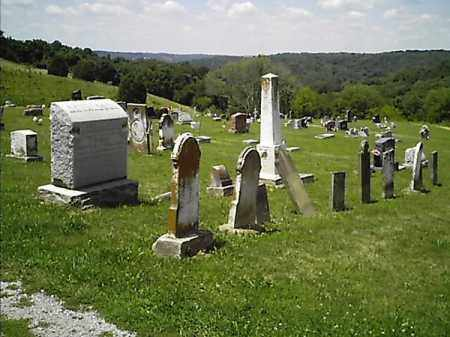 VIEW, MOUNT ZION - Clermont County, Ohio | MOUNT ZION VIEW - Ohio Gravestone Photos