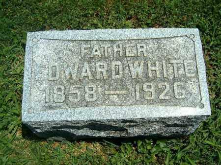 WHITE, EDWARD - Clermont County, Ohio | EDWARD WHITE - Ohio Gravestone Photos