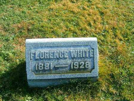 WHITE, FLORENCE - Clermont County, Ohio | FLORENCE WHITE - Ohio Gravestone Photos