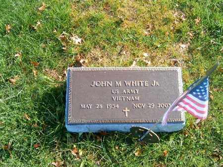 WHITE, JOHN  M JR - Clermont County, Ohio | JOHN  M JR WHITE - Ohio Gravestone Photos