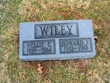 WILEY, NELLIE  C - Clermont County, Ohio | NELLIE  C WILEY - Ohio Gravestone Photos