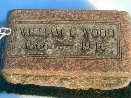 WOOD, WILLIAM  C - Clermont County, Ohio | WILLIAM  C WOOD - Ohio Gravestone Photos