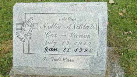 BLAIR, NELLIE - Clinton County, Ohio | NELLIE BLAIR - Ohio Gravestone Photos