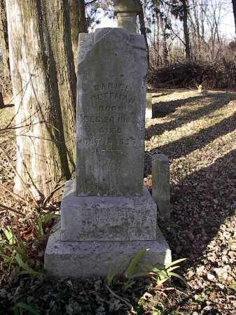 HUFFMAN, DANIEL - Clinton County, Ohio | DANIEL HUFFMAN - Ohio Gravestone Photos