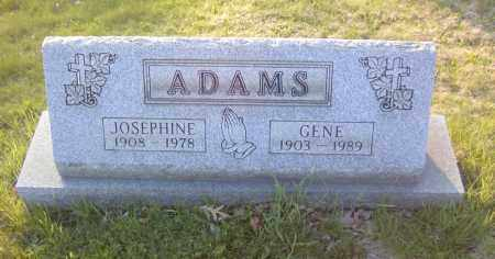 ADAMS, GENE - Columbiana County, Ohio | GENE ADAMS - Ohio Gravestone Photos