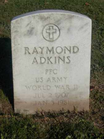 ADKINS, RAYMOND - Columbiana County, Ohio | RAYMOND ADKINS - Ohio Gravestone Photos