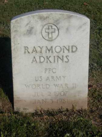 ADKINS, RAYMOND - Columbiana County, Ohio | RAYMOND ADKINS - Ohio Gravestone Photos