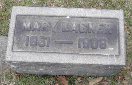 AGNER, MARY I. - Columbiana County, Ohio | MARY I. AGNER - Ohio Gravestone Photos