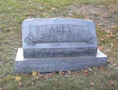 ALEY, MARGARET - Columbiana County, Ohio | MARGARET ALEY - Ohio Gravestone Photos