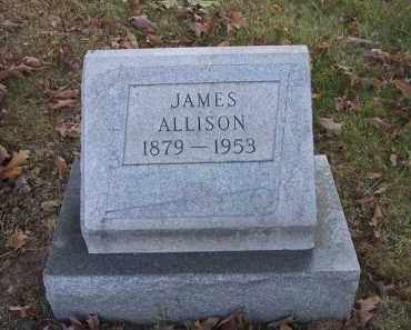 ALLISON, JAMES - Columbiana County, Ohio | JAMES ALLISON - Ohio Gravestone Photos