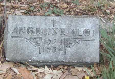 ALOI, ANGELINE - Columbiana County, Ohio | ANGELINE ALOI - Ohio Gravestone Photos