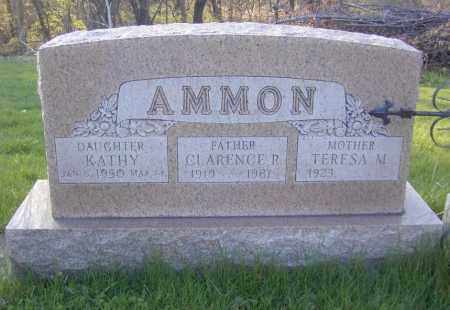 AMMON, CLARENCE R. - Columbiana County, Ohio | CLARENCE R. AMMON - Ohio Gravestone Photos