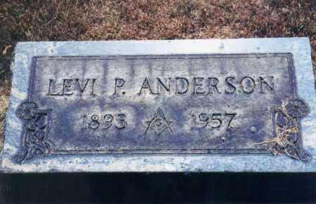 ANDERSON, LEVI - Columbiana County, Ohio | LEVI ANDERSON - Ohio Gravestone Photos