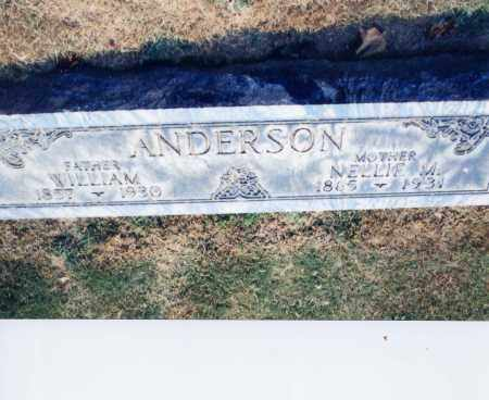 ANDERSON, NELLIE - Columbiana County, Ohio | NELLIE ANDERSON - Ohio Gravestone Photos